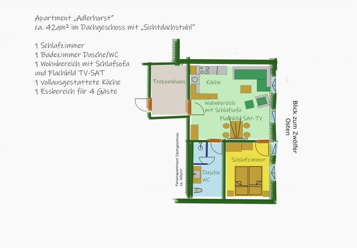 Ferienapartment Adlerhorst